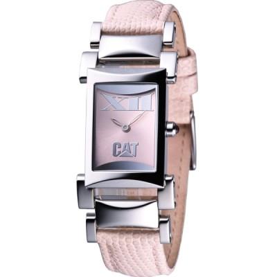 CAT-美式玩美個性腕錶-粉紅色