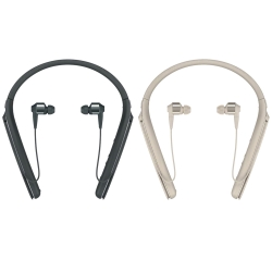 [附攜帶包] SONY 智慧降噪藍牙無線頸掛入耳式耳機 WI-1000X (公司貨)