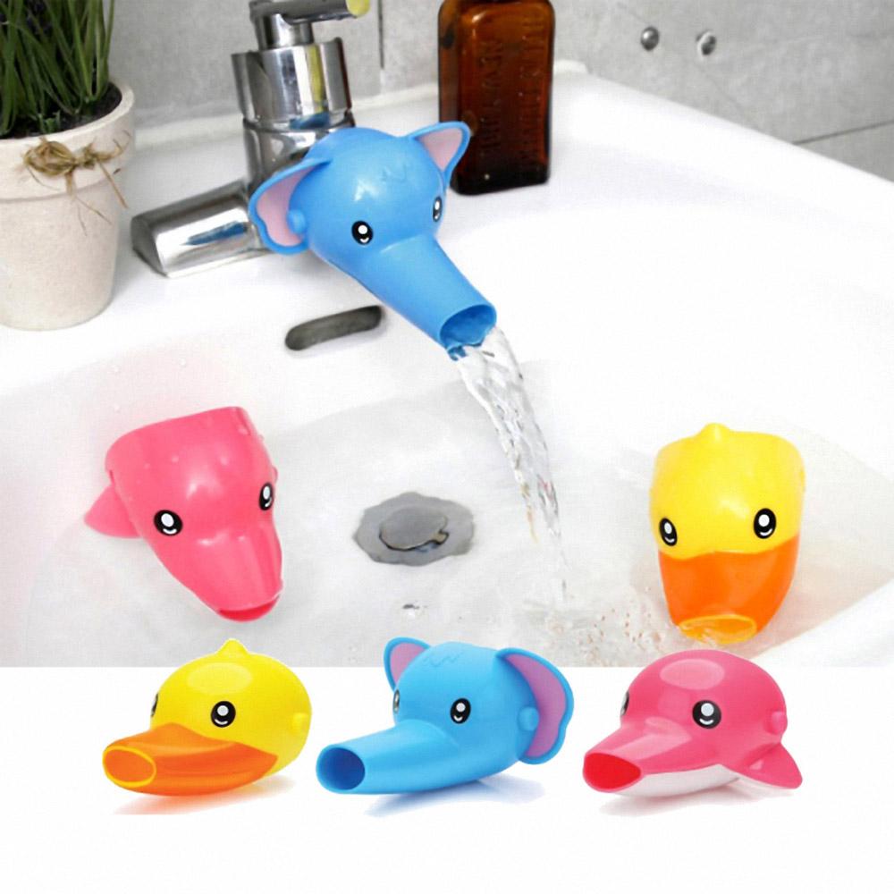 DF 童趣館 - 可愛動物造型洗手延伸器2入