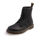 Dr.Martens-經典1460 8孔霧面馬汀靴-女款-黑色