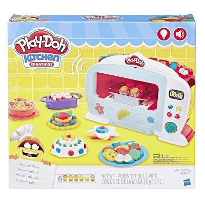 PlayDoh 培樂多 - 神奇烤箱組
