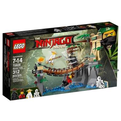 樂高LEGO 旋風忍者系列 - LT70608 忍者大師瀑布