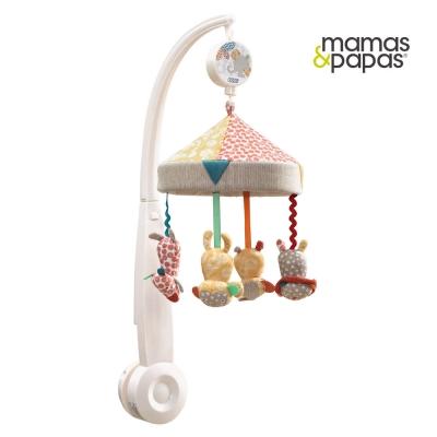 【Mamas & Papas】非洲大草原 - 高空彈跳 (音樂吊鈴)