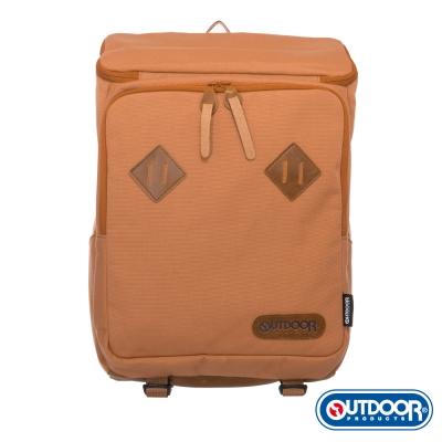 OUTDOOR-倒轉時空系列-15吋筆電後背包-燃橙色-OD151125OG
