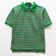 Ralph Lauren 男童經典條紋短袖POLO衫-綠色(5歲/7歲) product thumbnail 1