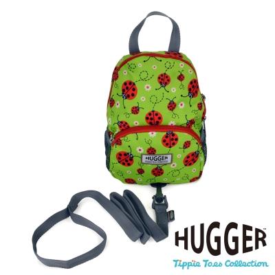 英國Hugger幼童防走失背包-小瓢蟲