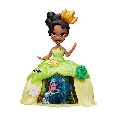 迪士尼公主系列 - 蒂雅娜迷你裙襬故事組