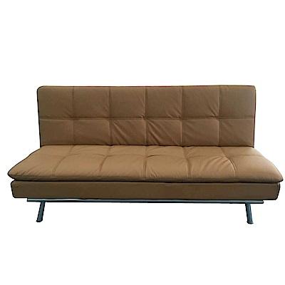 品家居 蘇格美展開式沙發床(四色可選)-193x98x96cm-免組