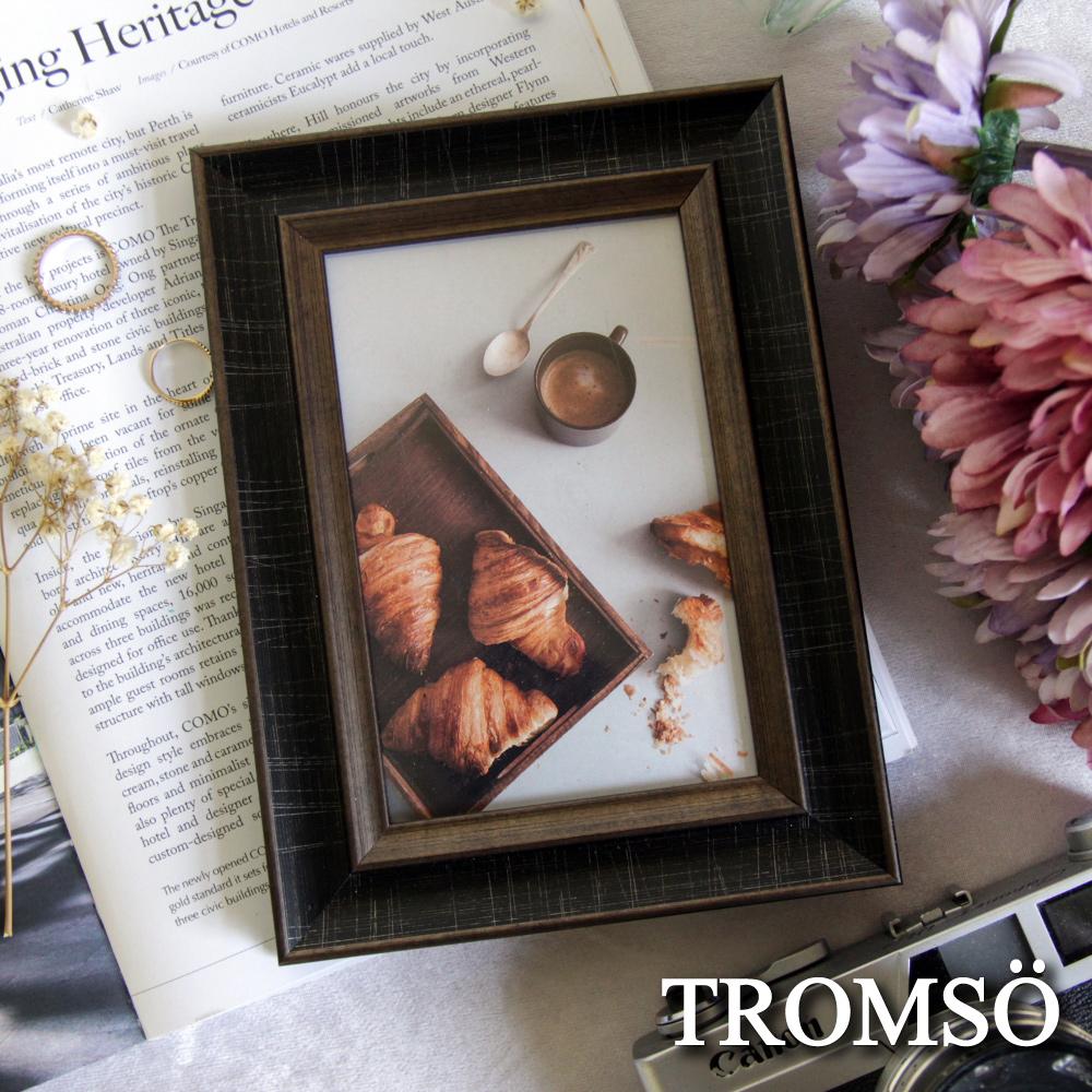 TROMSO 尊爵倫敦黑格4X6相框