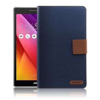 XM ZenPad 8.0 (Z380C/Z380KL) 8吋 微笑休閒風支架皮套