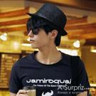 A-Surpriz 時尚雅痞風格紳士帽(黑)