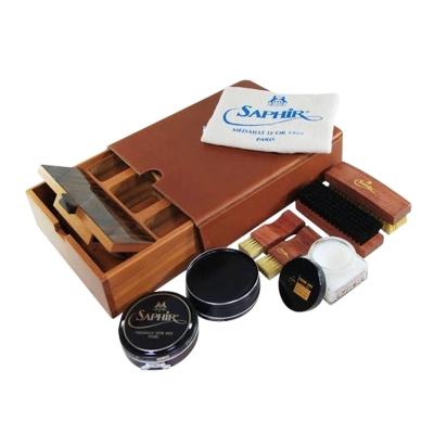 【SAPHIR莎菲爾 - 金質】玫瑰木保養禮盒
