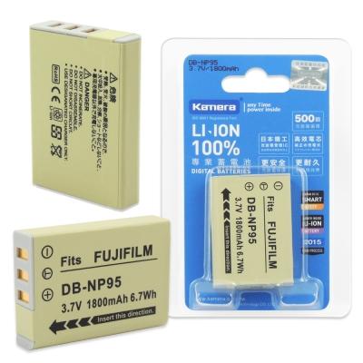Kamera 佳美能 For Fujifilm NP-95 高容量鋰電池