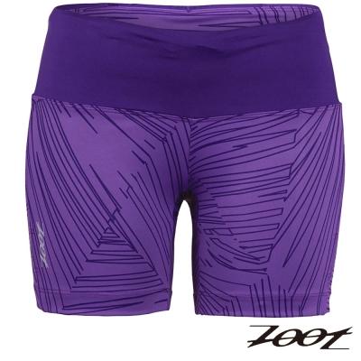 ZOOT 頂級極致 BIO 輕肌能<b>5</b>吋短褲(女)(薰衣紫) Z1504009