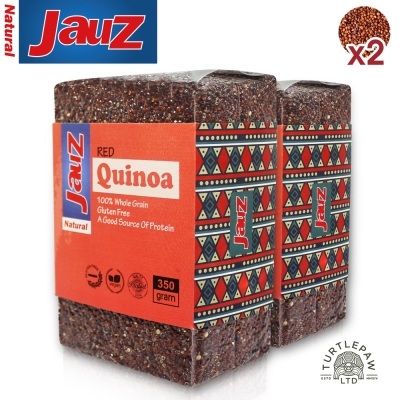 JAUZ喬斯 紅藜麥QUINOA 2包組 (350公克*2包)