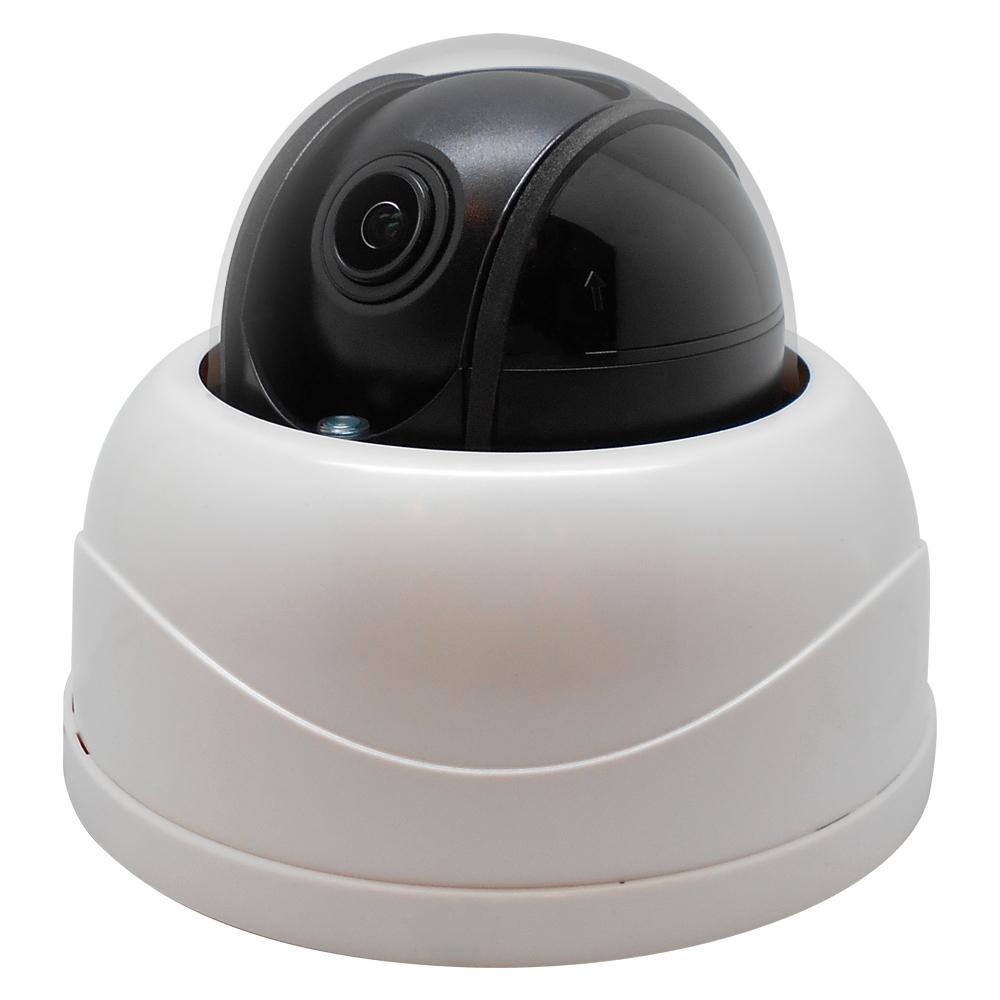 【CHICHIAU】AHD 1080P SONY 200萬3倍變焦紅外線室內半球型攝影機