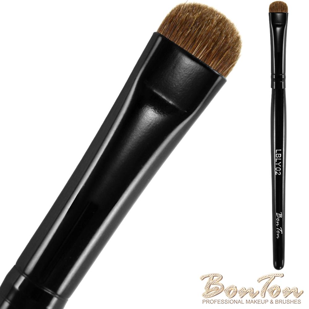 BonTon 墨黑系列 煙燻刷(M) LBLY02 馬毛混香狸毛