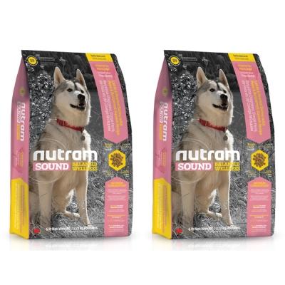 Nutram紐頓 均衡健康配方 - S9 成犬羊肉南瓜 2.72kg x 2包入