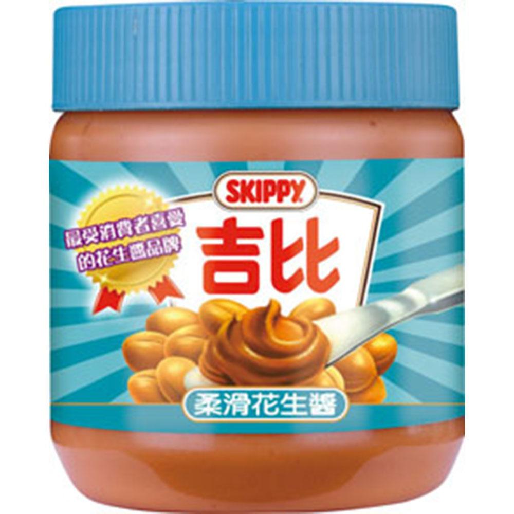 吉比 柔滑花生醬(340g)