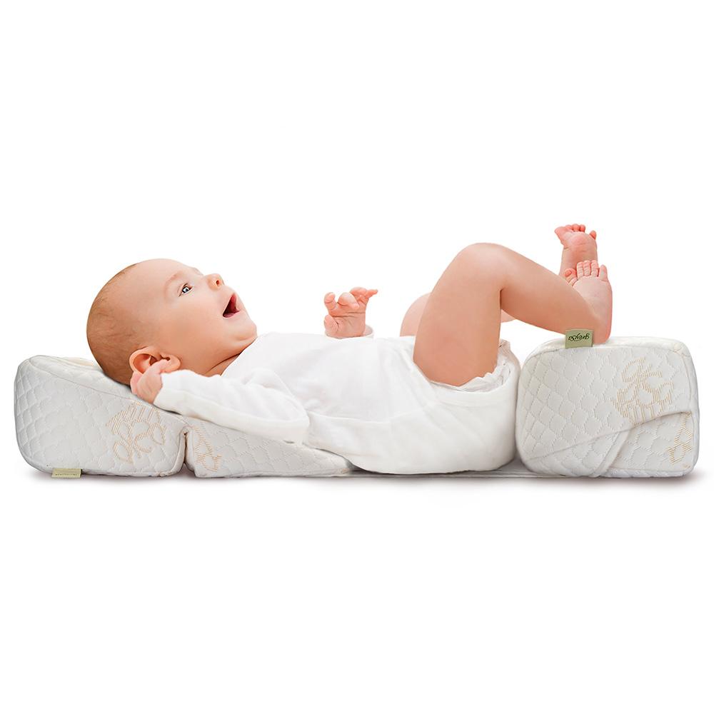 【GreySa 格蕾莎】 母子平安孕婦枕(天絲白)