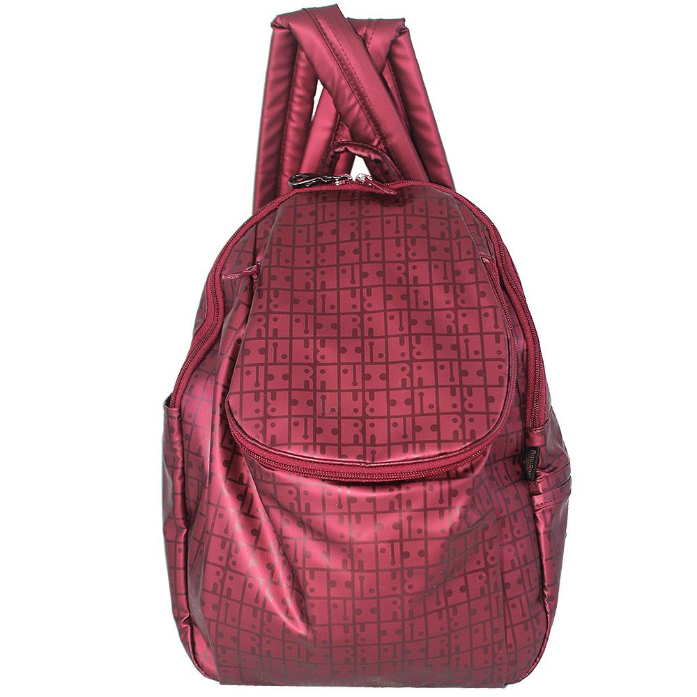 YAMATOYA RaviRavi 防水輕材質系列多功能後背包(紅)