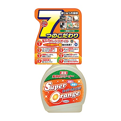 日本植木UYEKI 多功能強力去汙清潔劑480ml