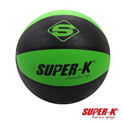 《凡太奇》SUPER-K  7號雙色橡膠籃球 - 快速到貨