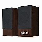 JS木匠之音2.0聲道全木質多媒體喇叭JY2039