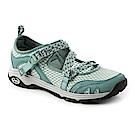 美國Chaco。女冒險運動水路鞋CH-ECW04HD61 (綠水鴛鴦)