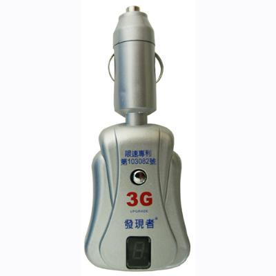 【發現者】固定式測速警示器-3G