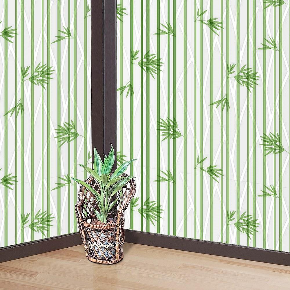 ★促銷★〔日本MEIWA〕抗UV靜電窗貼 (竹林風情)92x1500公分