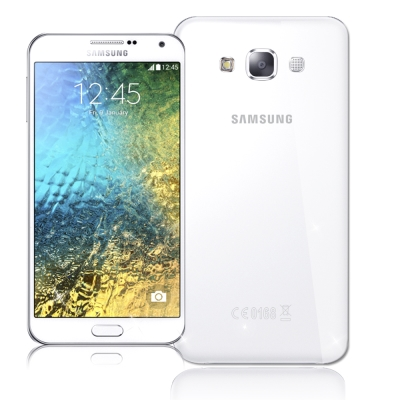 VXTRA SAMSUNG Galaxy E5 清透0.5mm隱形保護套