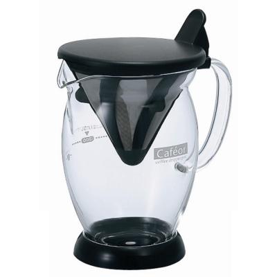 HARIO V60免濾紙咖啡分享杯300ml / CFO-2B