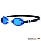 SPEEDO 成人基礎型泳鏡 Jet 藍-白