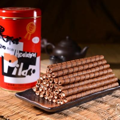黑師傅捲心酥 咖啡/黑糖 12罐 (400g/罐)