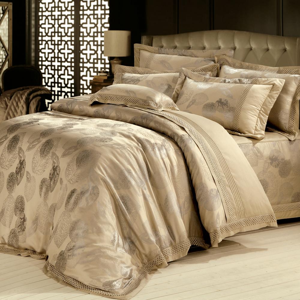 法國MONTAGUT - 絕麗歐洲 - 雙人七件式鋪棉床罩組