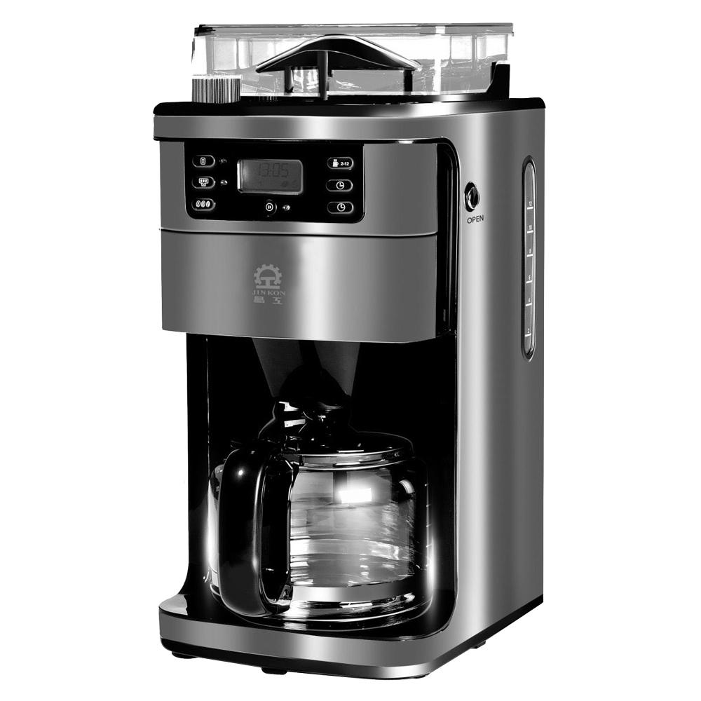晶工全自動研磨美式咖啡壺 JK-996