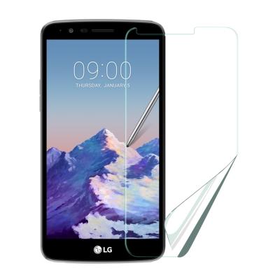 XM LG Stylus 3 高透光亮面耐磨保護貼-非滿版