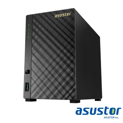 【限時瘋殺】ASUSTOR AS-3102T + WD20EFRX*2