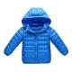 輕量極保暖90%羽絨外套 藍 k60321魔法Baby