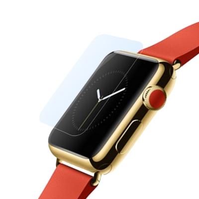 g-IDEA Apple Watch 38MM 智慧型藍牙手錶防爆鋼化玻璃貼