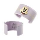迪士尼 DISNEY COUTURE 聯名 Dr. Romanelli 米妮紫色手環 寬版