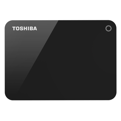 Toshiba 先進碟V9 2TB 2.5吋USB3.0外接式硬碟(深邃黑)