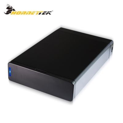 Hornettek-一鍵抽取 3.5吋 USB3.0硬碟外接盒