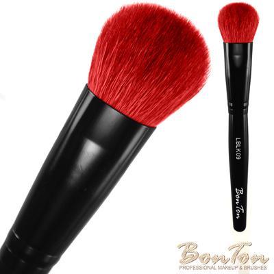 BonTon 墨黑系列 小腮紅/輪廓刷 LBLK09 特級尖鋒羊毛