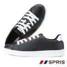 周子瑜TWICEx韓國SPRIS聯名鞋款 TOUCH 皮質系列-黑