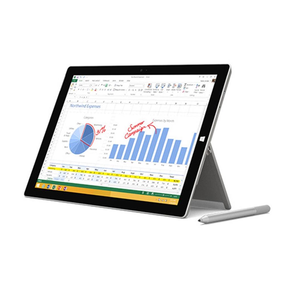 Microsoft Surface Pro 3 12吋(i5/128G/含鍵盤基座/Win10