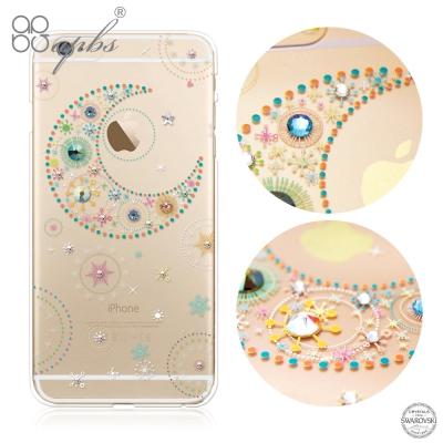 apbs iPhone6s / 6 Plus 5.5吋 施華洛世奇彩鑽手機殼-星...