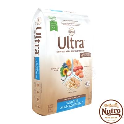 ~Nutro 美士~Ultra 大地極品 低卡輕食 配方 犬糧 4.5磅 X 1包