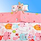 Embrace英柏絲-美國棉-插畫系列-防蹣抗菌兒